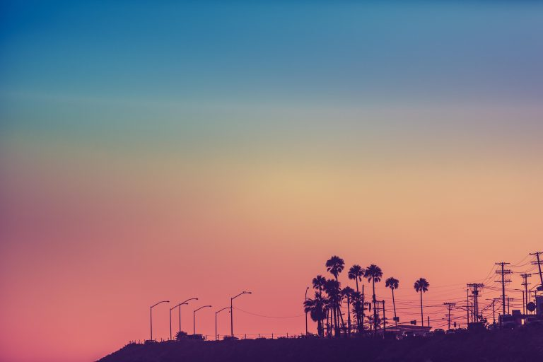 los angeles wallpaper 233